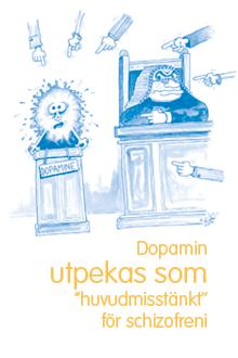 Illustration - dopamin