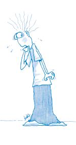 Illustration - vart är mitt liv på väg?